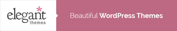 Elegant Themes - Beautiful WordPress Themes