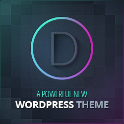 Divi 3 WordPress Theme