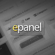ePanel Now Integrated Into All Themes
