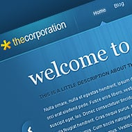 New Theme: TheCorporation