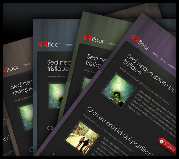 New theme 13floor elegant themes blog for 13 floor theme