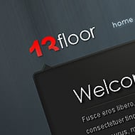 New Theme: 13Floor
