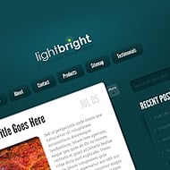 New Theme: LightBright