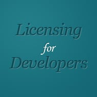 Developer's Licenses Now Available