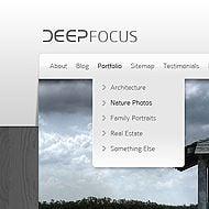 Theme Sneak Peek: DeepFocus