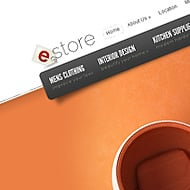 New Theme: eStore