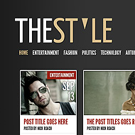 Theme Sneak Peek: TheStyle