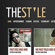 Theme Sneak Peek: TheStyle
