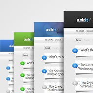 New Theme: AskIt