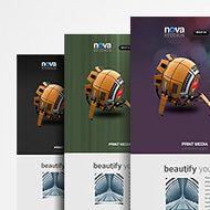 New Theme: Nova