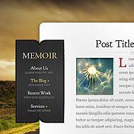Theme Sneak Peek: Memoir