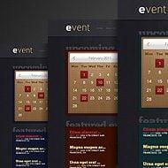 New Theme: Event
