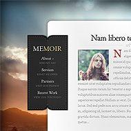 New Theme: Memoir