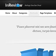 Theme Sneak Peek: InReview