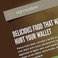 New Theme: MyCuisine