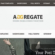 Theme Sneak Peek: Aggregate