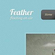 Theme Sneak Peek: Feather