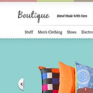 New Theme: Boutique