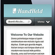 New Theme: HandHeld