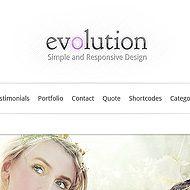Theme Sneak Peek: Evolution