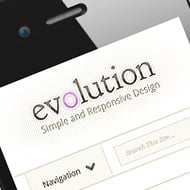 New Theme: Evolution