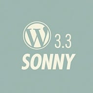 WordPress 3.3 Has Been Released