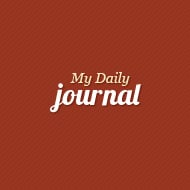 New Theme: DailyJournal
