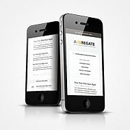 Aggregate Now Fully Responsive