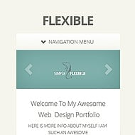 New Theme: Flexible