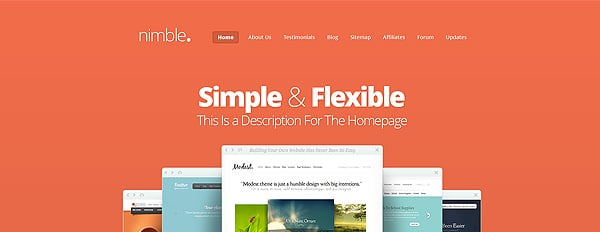 A Peek At Our Upcoming Theme, Nimble