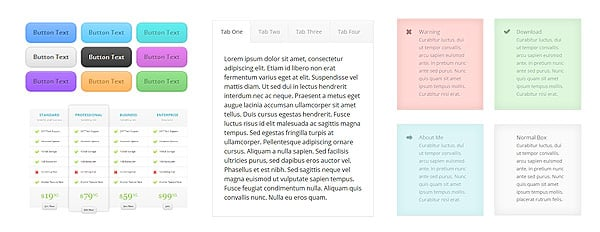 Shortcodes now Sleeker, Faster and Responsive