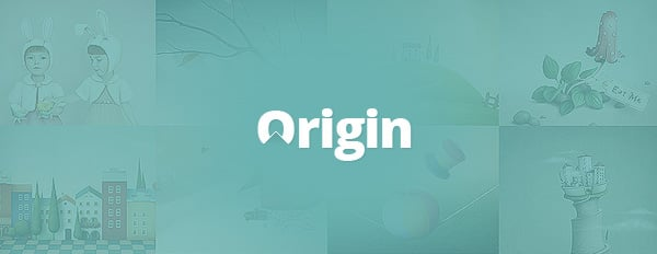 Origin, A Stunning New Grid-Based Theme