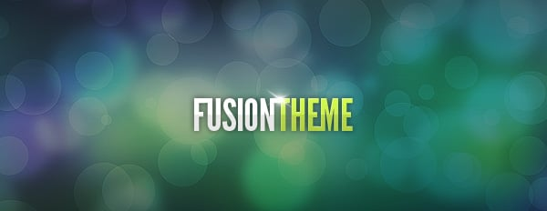 Fusion, A Fun And Flashy New Theme