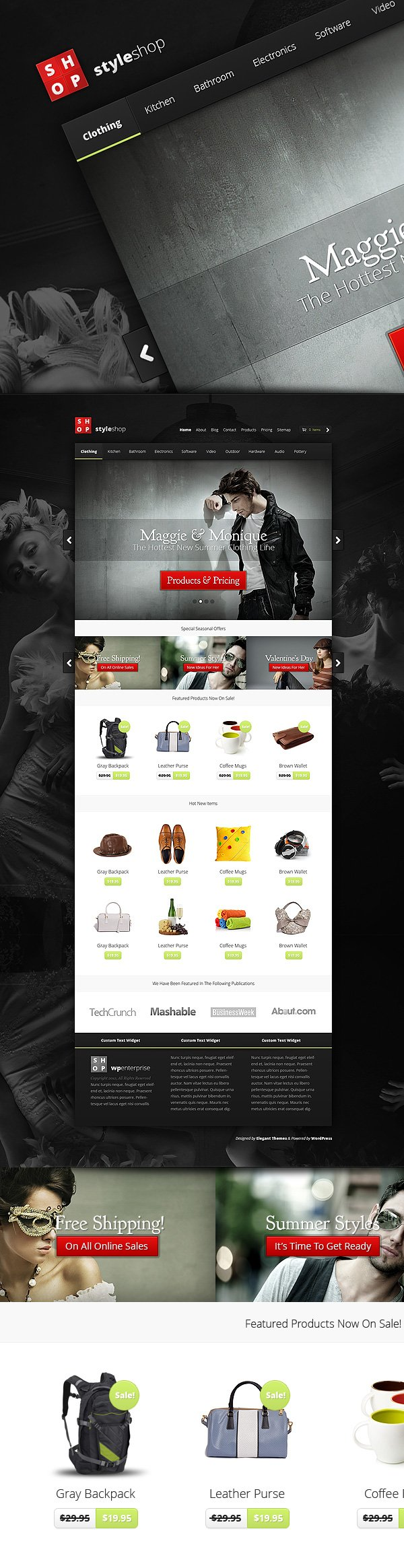StyleShop, Our New eCommerce Theme