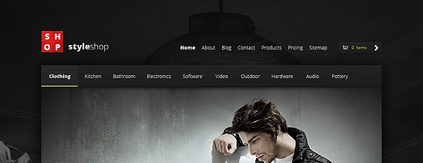 StyleShop, Our Upcoming eCommerce Theme