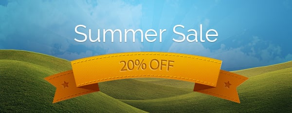 Elegant Themes Summer Sale – 20% Off All Developer Purchases Through July 19th!
