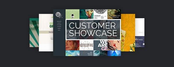 Get Inspired When Browsing Through Our New Customer Showcase Page