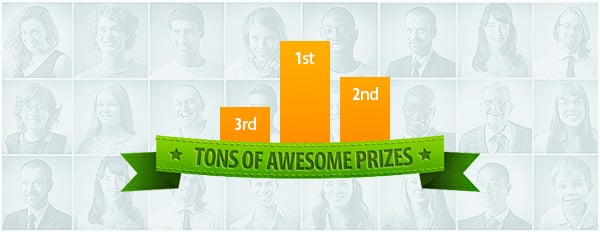 The Customer Showcase Contest – Submit Your Website And Win Awesome Prizes!