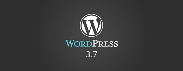 WordPress 3.7 Has Been Released, And It Ships With Some Great New Features