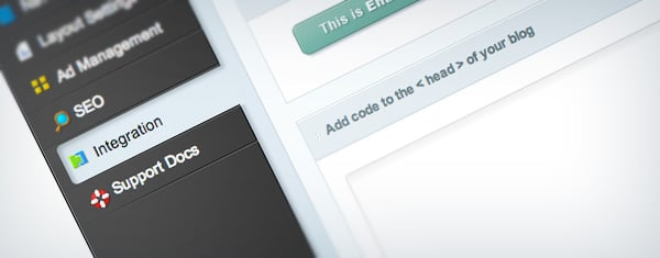 Four Creative Ways To Use The Integration Tab In Our ePanel Theme Options