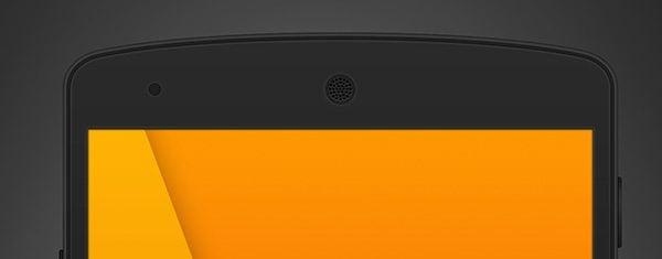 Free & Open Source Nexus 5 PSD Templates