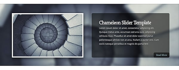 Take Chameleon To The Next Level With These Eight Perfectly-Sized Slider Templates