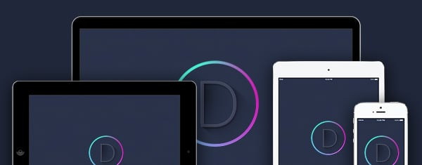 On The Fourth Day Of Divi, We Created A Set Of Perfectly-Sized Device PSD Templates