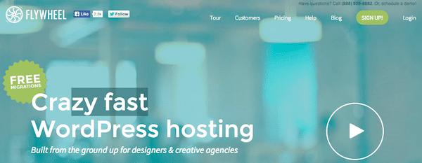 flywheel-hosting