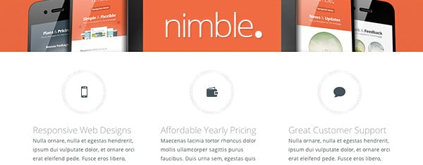Take Your Nimble Theme Homepage To The Next Level