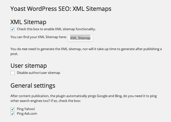 the importance of google sitemaps and how to make one in wordpress