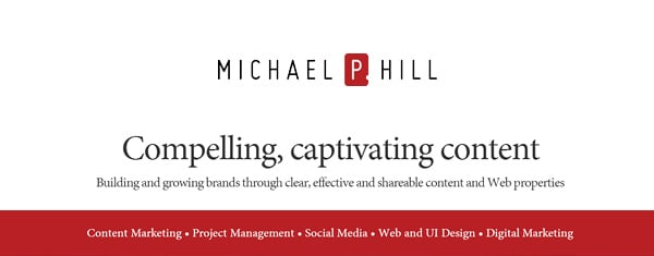 Michael P. Hill Creates Compelling, Captivating Content With Divi