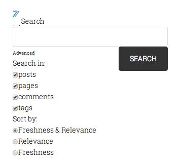 WordPress Sphinx Search Plugin
