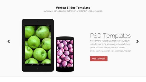vertex-slider-android
