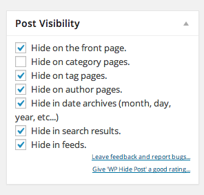 WordPress-LMS-Hide-Post-Box